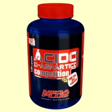 Ácido D-Aspártico - 120 cápsulas - Mega Plus