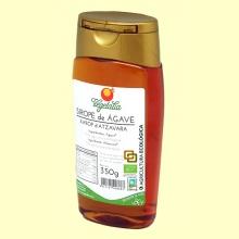 Sirope de Agave Ecológico - 350 gramos - Vegetalia