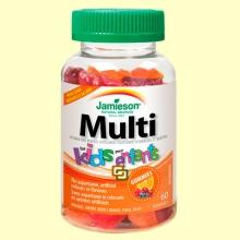 Multi Kids Gummies - Multivitamínico infantil - 60 gominolas - Jamieson