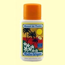 Aceite Protector Solar Monoï de Tahiti Factor 10 - 150 ml - Radhe Shyam