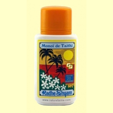 Aceite Protector Solar Monoï de Tahiti Factor 20 - 150 ml - Radhe Shyam