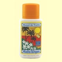 Aceite Protector Solar Monoï de Tahiti Factor 25 - 150 ml - Radhe Shyam