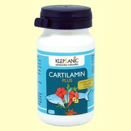 Cartilamin Plus - Cartílago de tiburón - 80 cápsulas - Klepsanic