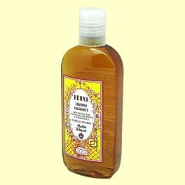 Champú Colorante Cabello Rubio - 250 ml - Radhe Shyam
