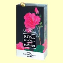 Aftershave Caballero - 100 ml - Rose of Bulgaria