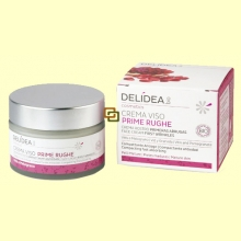 Crema facial antiarrugas - 50 ml - Delidea