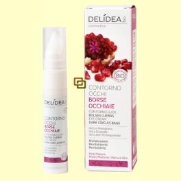 Contorno de ojos, bolsas y ojeras - 10 ml - Delidea