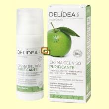 Crema Gel Facial Purificante - 50 ml - Delidea