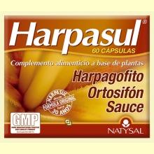 Harpasul - Articulaciones - 60 cápsulas - Natysal