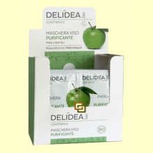 Mascarilla Facial Purificante - 2 x 10 ml - Delidea