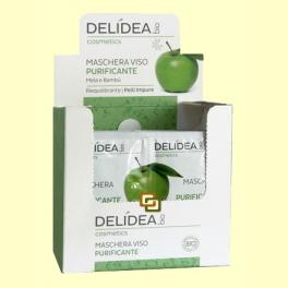 Mascarilla Facial Purificante - 2 x 10 ml - Delidea