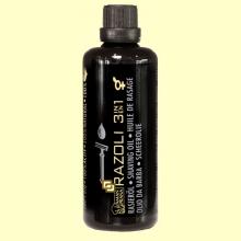 Aceite de afeitado Hombre Razoli - 100 ml - Aman Prana