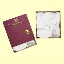 Conjunto Recien Nacido Algodón Orgánico New Born - 6 piezas - The Dida Baby *