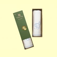 Manta de Algodón Orgánico Ecowrap - 1 unidad - The Dida Baby *