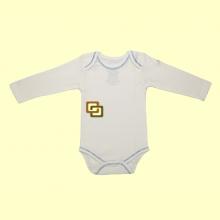 Body Onesie Algodón Orgánico Narnian - 1 unidad - The Dida Baby *