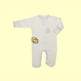 Pijama de Algodón Orgánico Nones - 1 unidad - The Dida Baby *