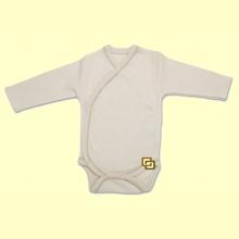 Body Kimono de Algodón Orgánico Narnian - 1 unidad - The Dida Baby