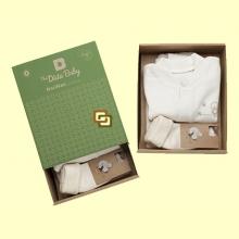 Conjunto para Recién Nacido Algodón Orgánico - 3 Piezas - The Dida Baby