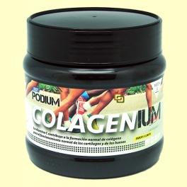 Colagenium Colágeno con Magnesio - 300 gramos - Just Podium