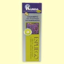 Champú de Espliego Vitaminado - 250 ml - Kunda