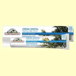 Dentífrico Protección Total - 75 ml - Corpore Sano