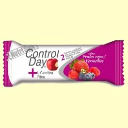 Barrita Control Day - Sabor Frutos Rojos - NutriSport - 44 gramos