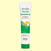 Arcilla Verde - 100 gramos - Sakai