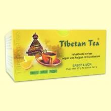 Té Sabor Limón - 30 bolsitas - Tibetan Tea
