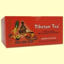 Té Sabor Frutas - 30 bolsitas - Tibetan Tea