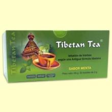 Té Sabor Menta - 30 bolsitas - Tibetan Tea