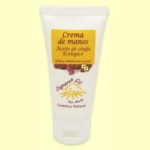 Crema de Manos con Aceite de Chufa - 50 ml - Van Horts