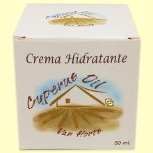 Crema Hidratante con Aceite de Chufa - 50 ml - Van Horts