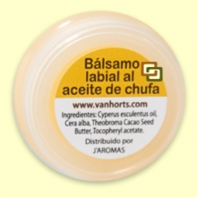 Bálsamo Labial al Aceite de Chufa - 10 ml - Van Horts