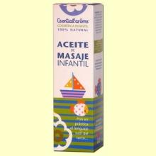Aceite de masaje infantil - Esential'arôms - Intersa -125 ml