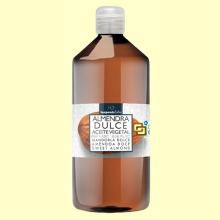 Aceite Vegetal de Almendra Dulce Vegetal - 1 litro - Terpenic Labs