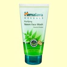 Limpiador Facial Purificante de Neem - 150 ml - Himalaya Herbals