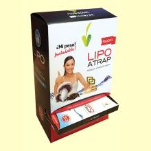 LipoAtrap Quemador de Grasa - 30 cápsulas - Novadiet