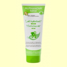 Leche Hidratante Corporal Bebé Ecológica - 250 ml - Alphanova Bebé *
