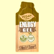 Vegan Energy Gel - Aporte Energético - 1 sobre - NutriSport