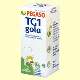 TG1 Gola Spray - Garganta - 30 ml - Pegaso