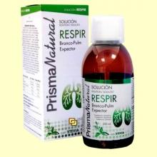 Respir Bronco Pulm Expector - Sistema Respiratorio - 250 ml - Prisma Natural