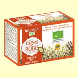 Infusión Diges Bio - Digestión - 20 filtros - Robis