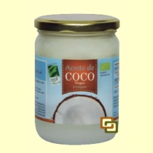 Aceite de Coco Virgen Eco - 500 ml - 100% Natural *