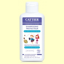 Champú Protector Infantil Bio - 200 ml - Cattier