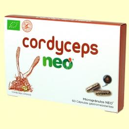 Cordyceps - 60 cápsulas - Neo