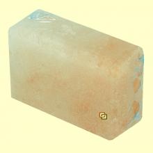 Pastilla de Sal del Himalaya Rectangular - 300 gramos - Tierra 3000