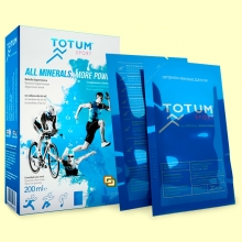 Totum Sport - Agua de mar microfiltrada - 200 ml - Quinton