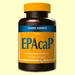 Epacap - Omega-3 - 50 perlas - Enzime Sabinco