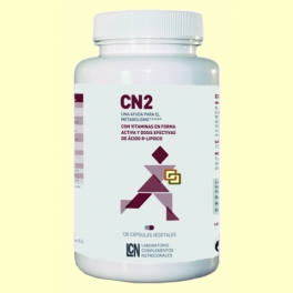 CN2 - 120 cápsulas - LCN