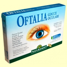 Oftalia Gotas Oculares - 10 monodosis - Naturando